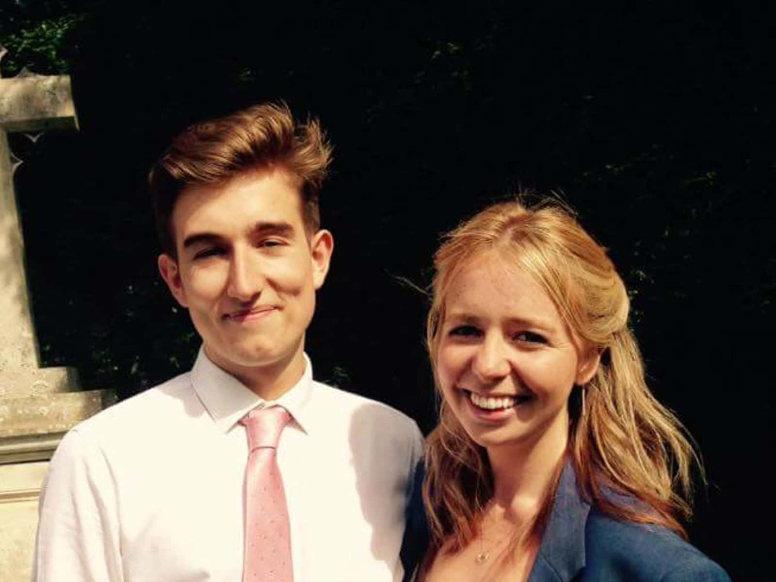 Lily & Harry from Newton Abbot, United Kingdom