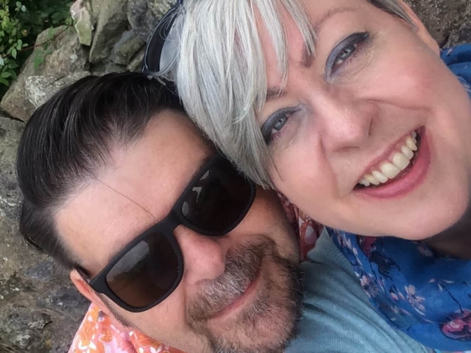 Carol & Jonathan from Morecambe, United Kingdom