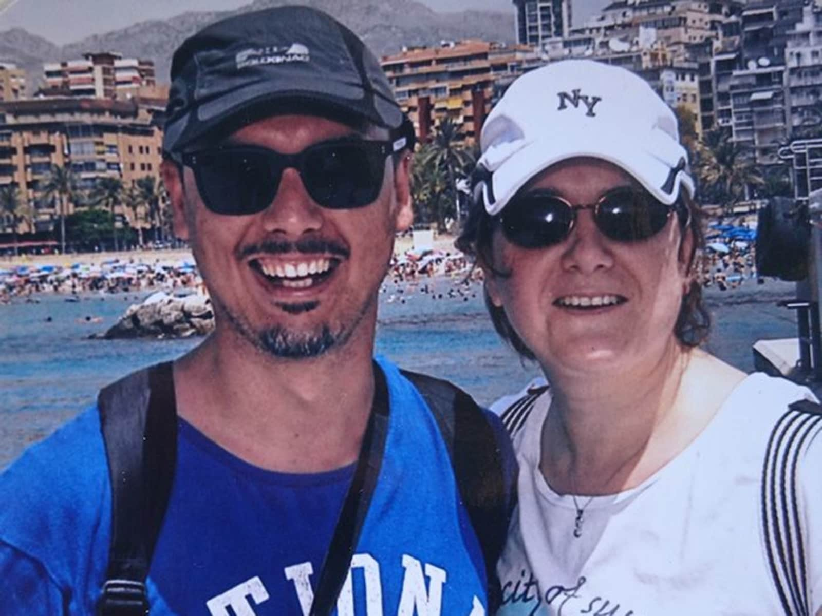 Vanesa & Javier from Barcelona, Spain