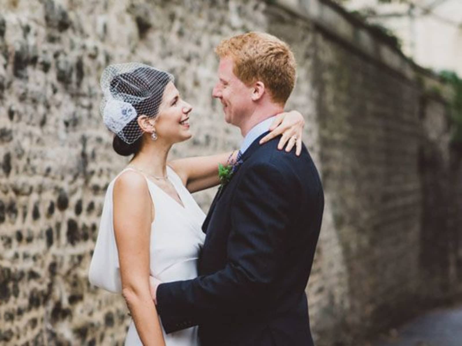 Adrianne & Matthew from London, United Kingdom