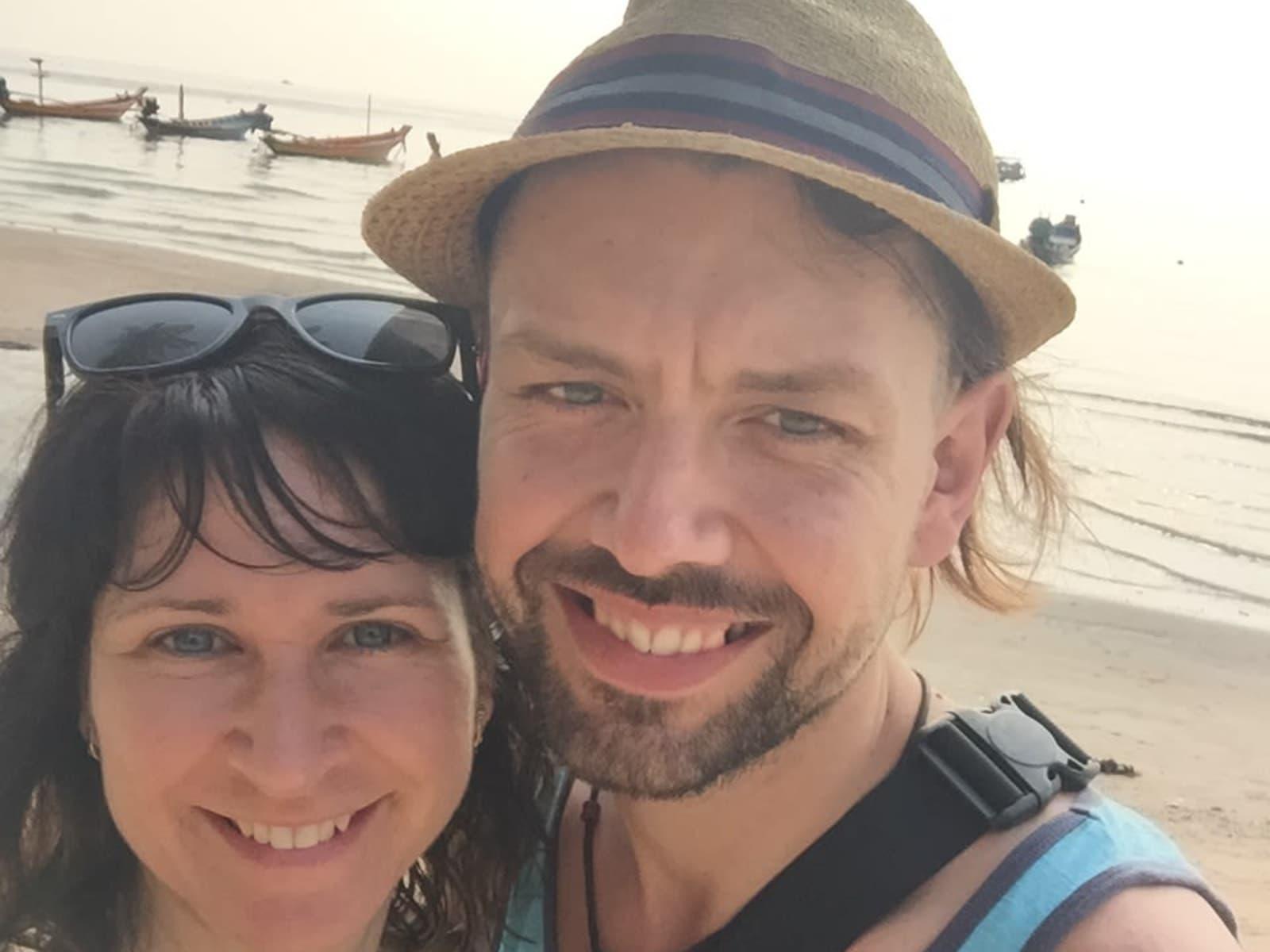 Melissa & Pawel from Gatineau, Quebec, Canada