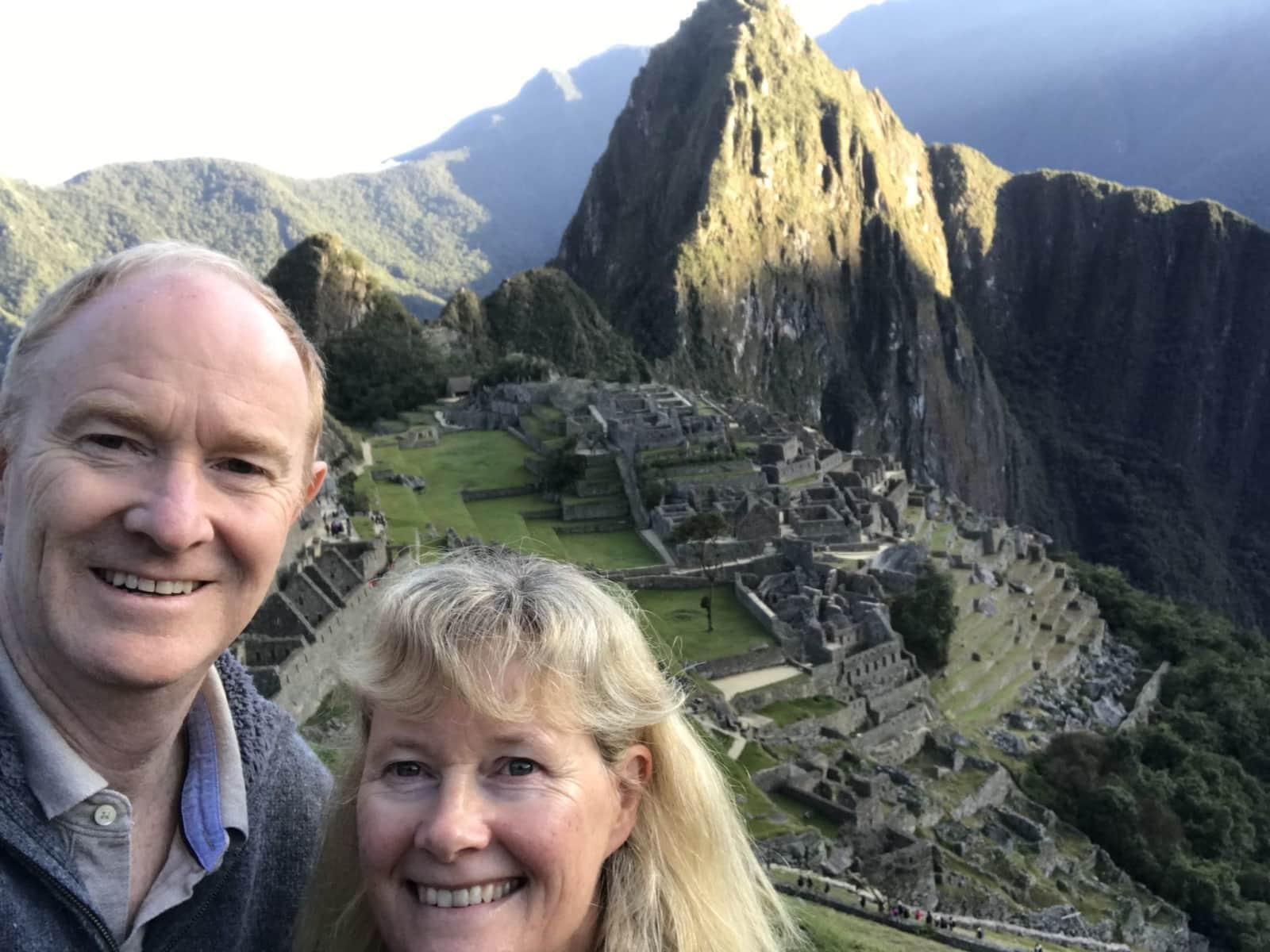 Neil & Helen from Dublin, Ireland