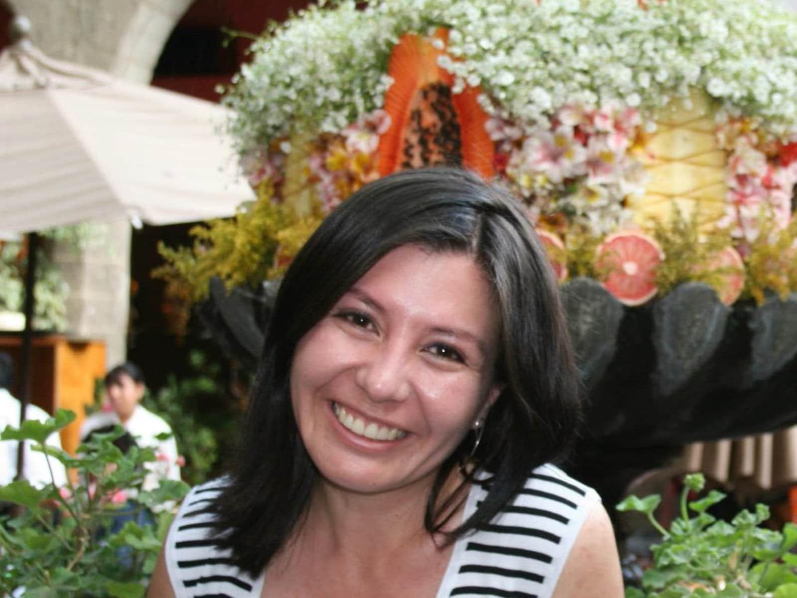 Patricia from Montréal, Quebec, Canada