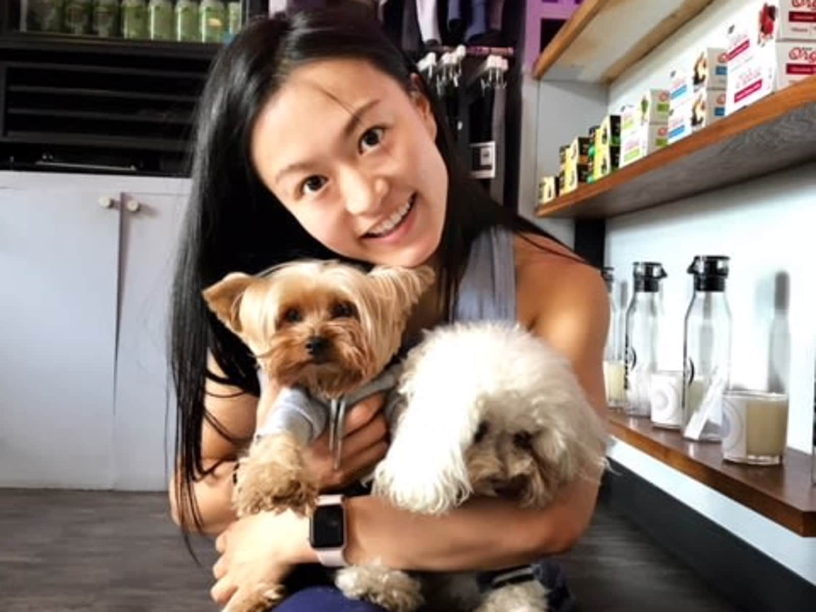 Lingyuxiu & Chen from New York City, New York, United States