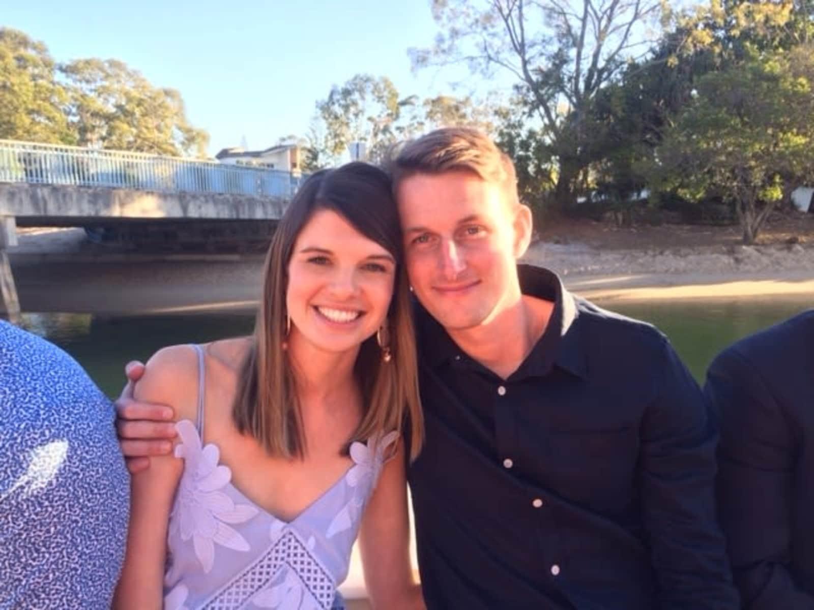 Morgan & Luka from Brisbane, Queensland, Australia