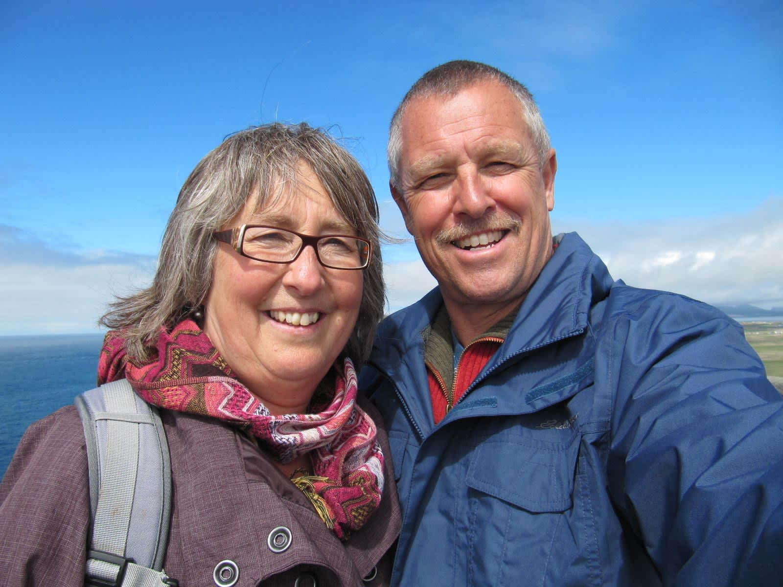 Karen & Stephen from Kelowna, British Columbia, Canada
