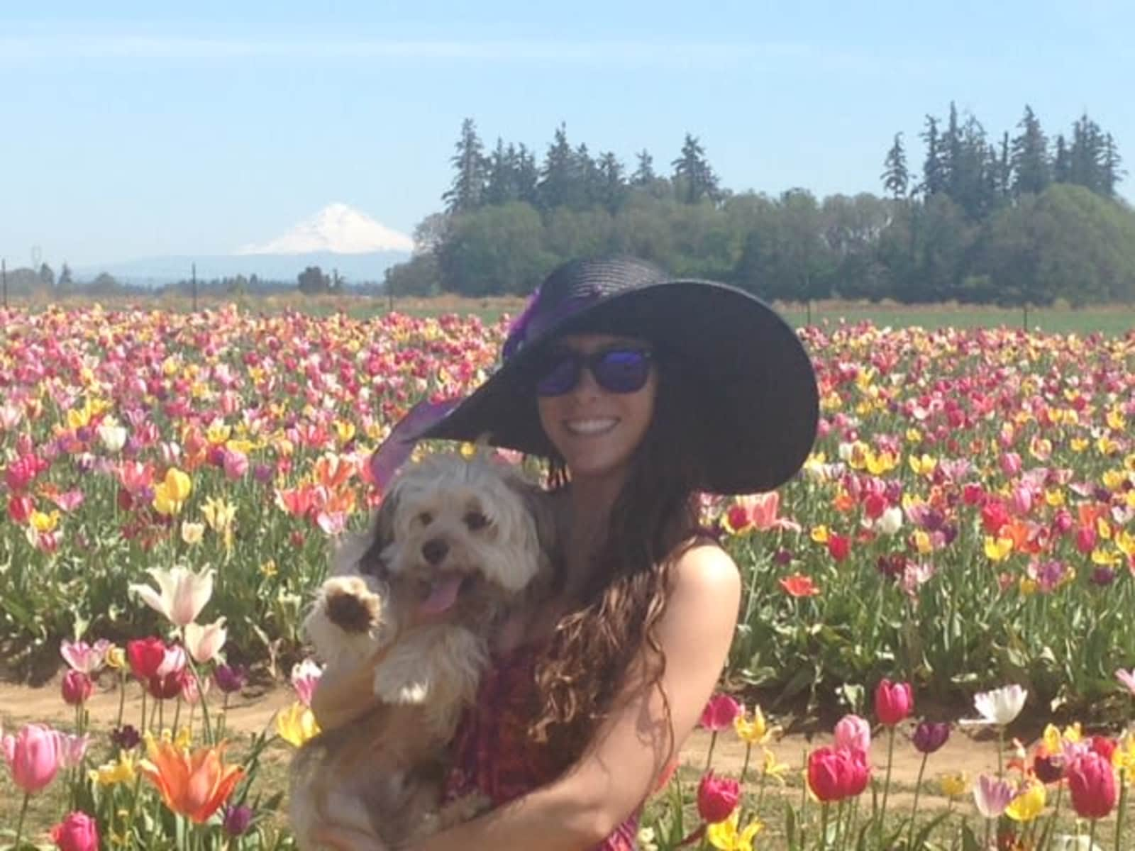 Erin rebecca from Portland, Oregon, United States