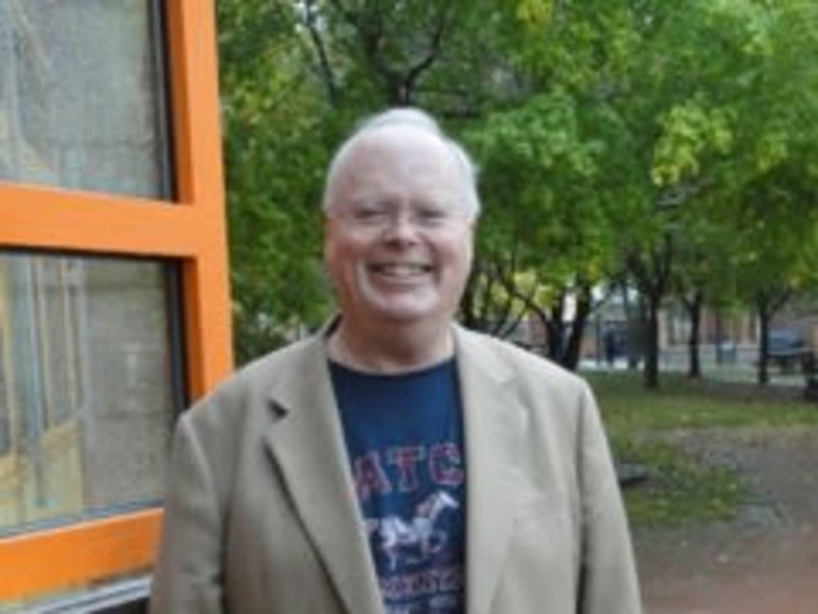 John from Eugene, Oregon, United States