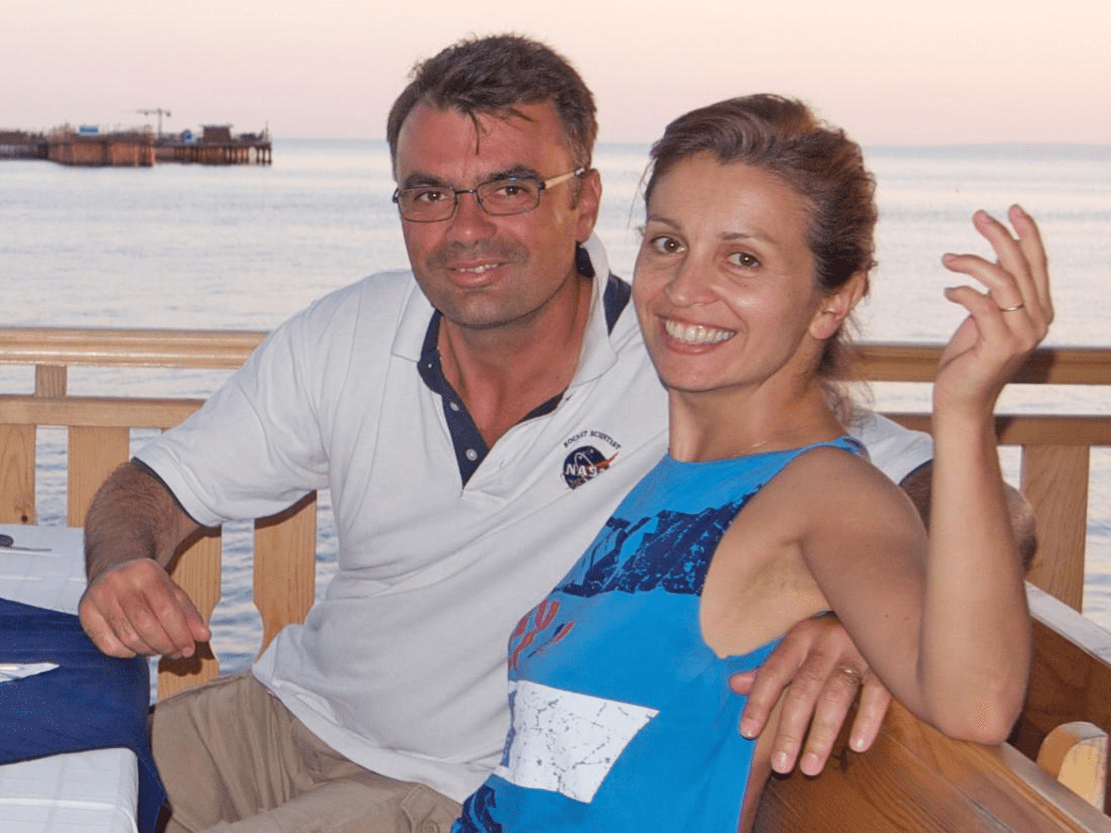 Ingrid & Florin from Issy-les-Moulineaux, France