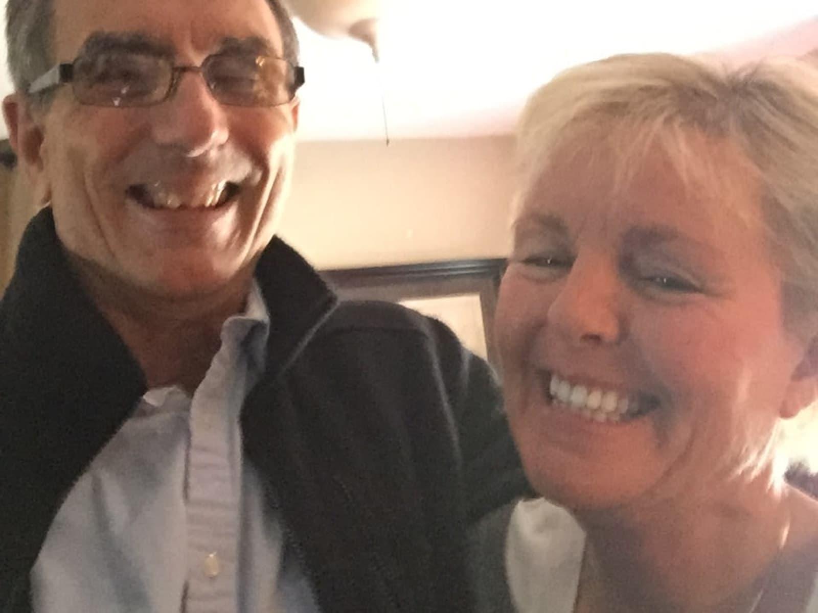 Richard & Brenda from Mission, Kansas, United States