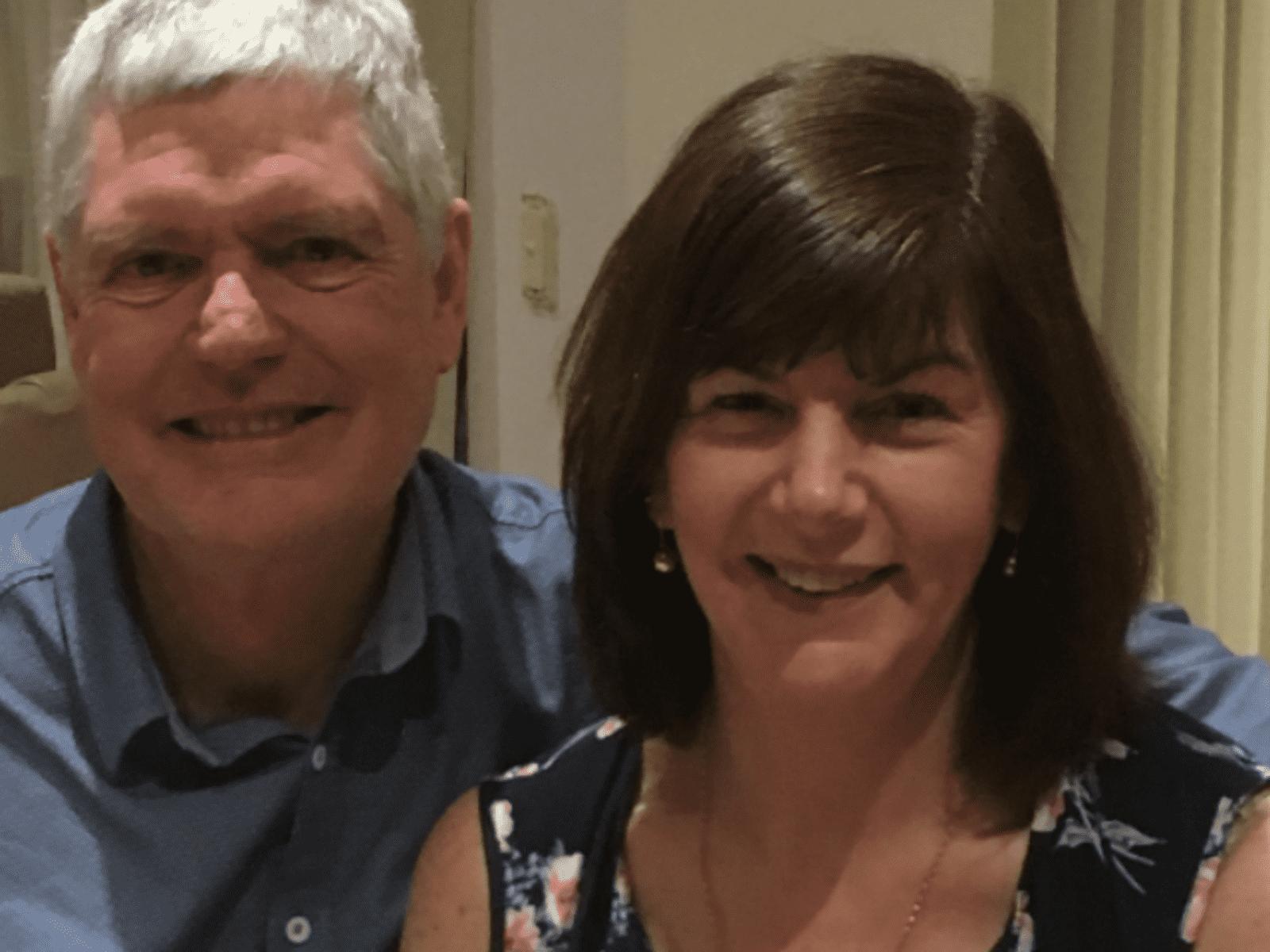 Maree & Colin from Ballarat, Victoria, Australia