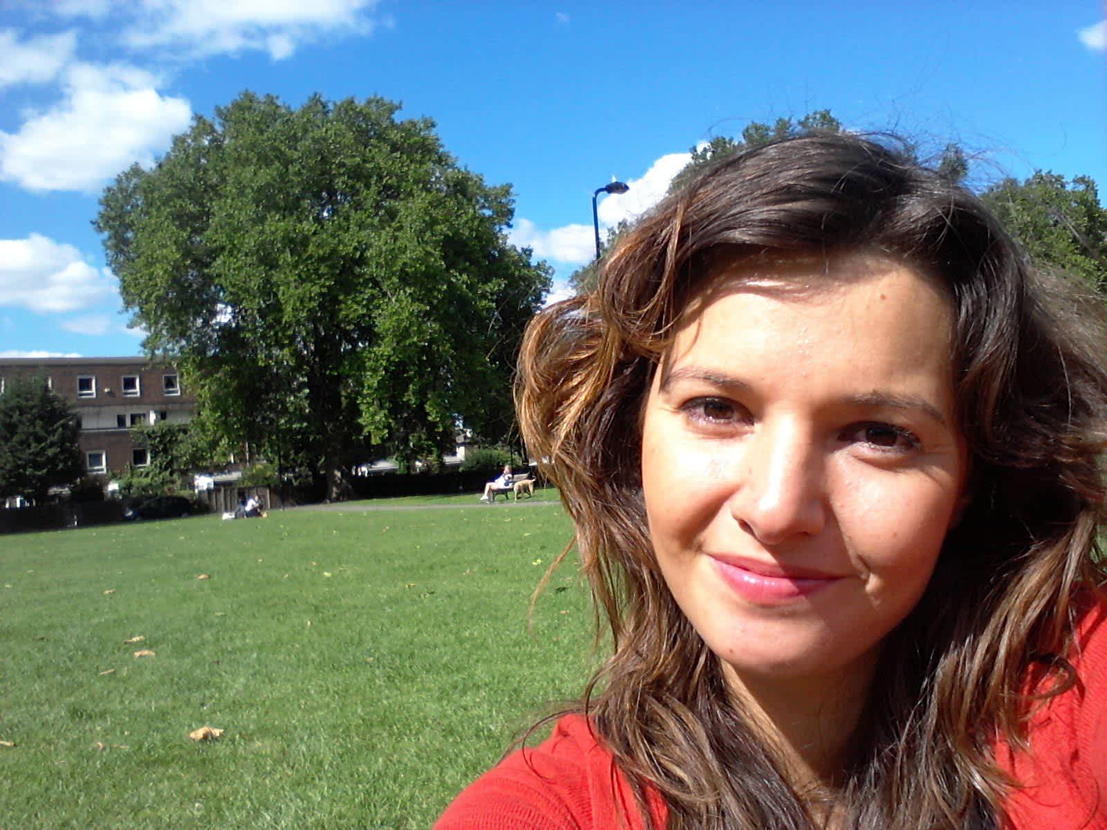 Miriam  from London, United Kingdom