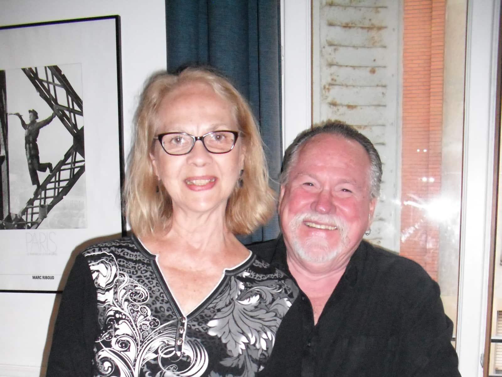 "Frederick (""rick"") & Cynthia from Royal Oak, Michigan, United States"