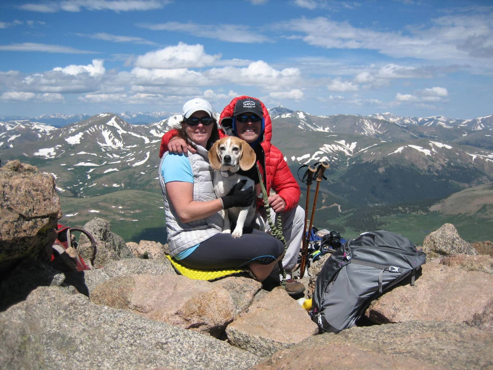 Jennifer & Lee from Evergreen, Colorado, United States
