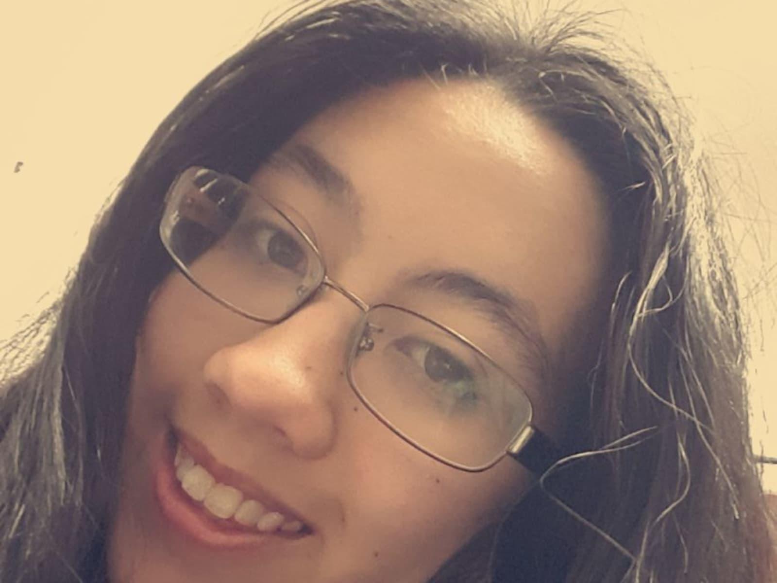 Sylvia from Toronto, Ontario, Canada