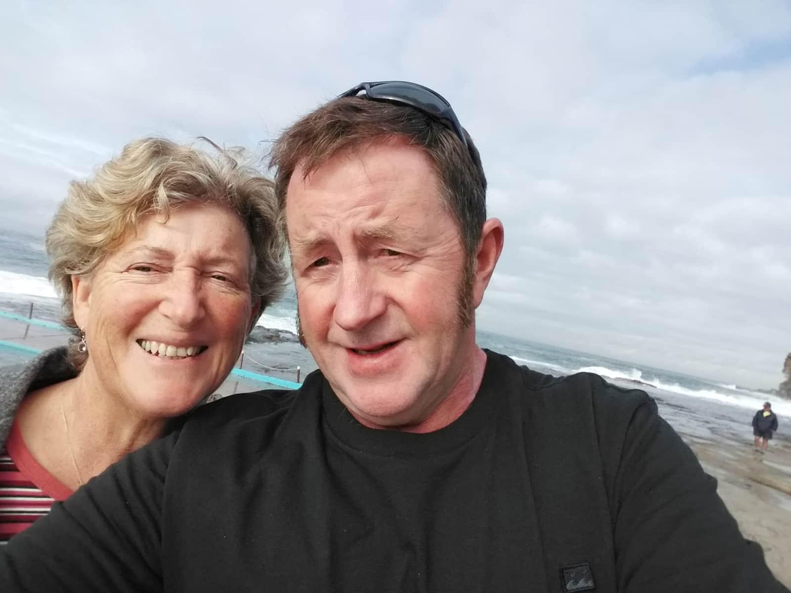 Robert & Andrea from Daylesford, Victoria, Australia