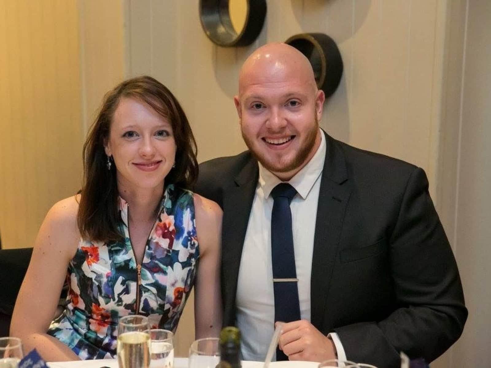 Ellen & Martyn from Wynnum, Queensland, Australia