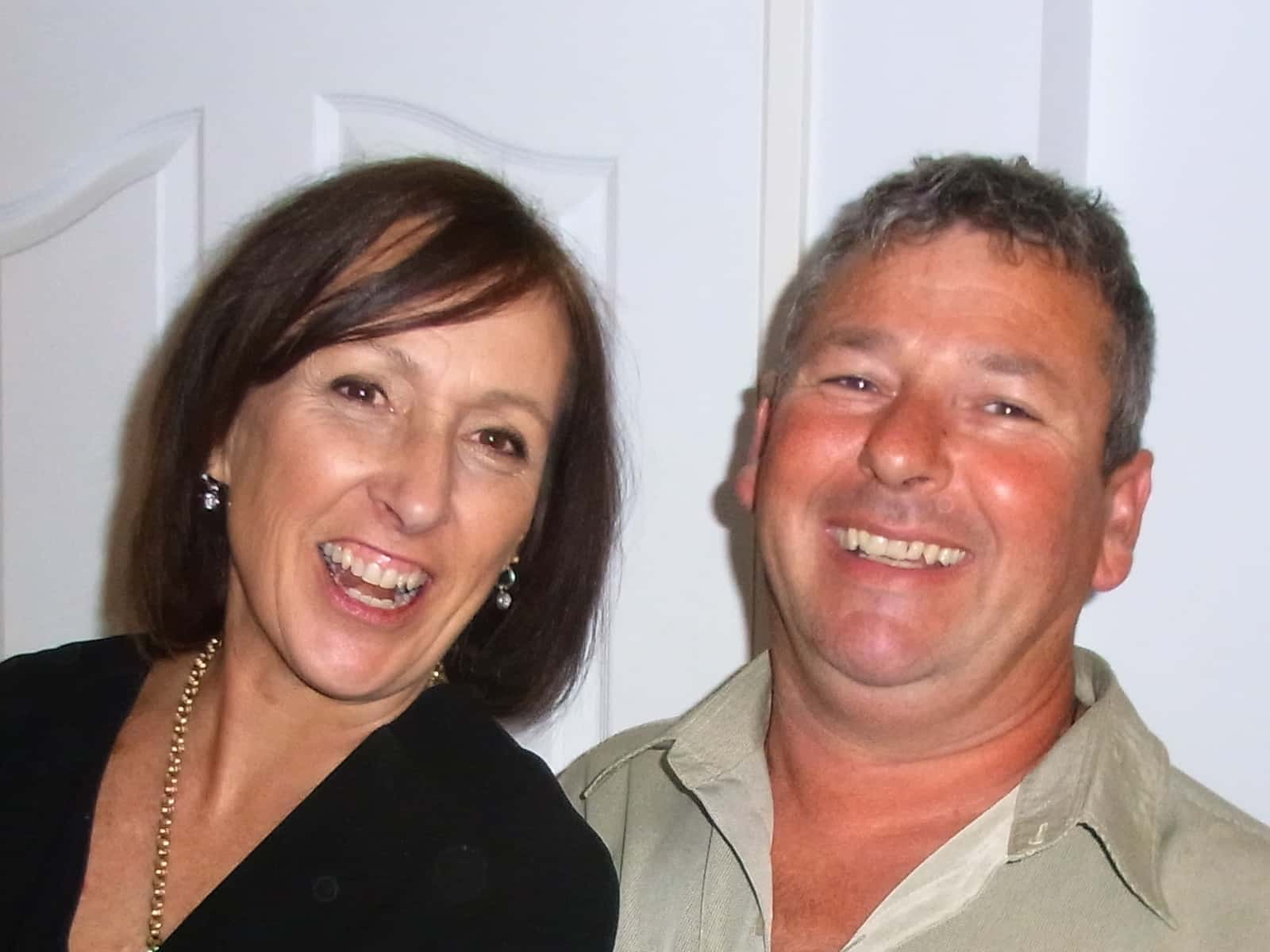 Jackie & Rex from Napier, New Zealand