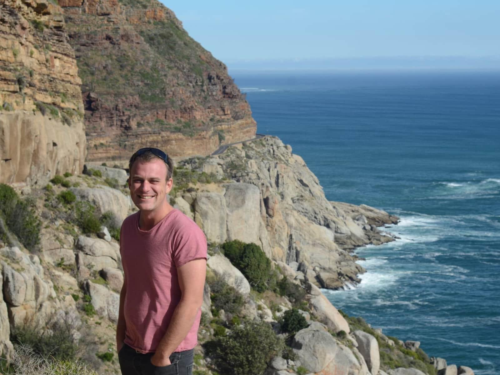 Richard from Sydney, New South Wales, Australia