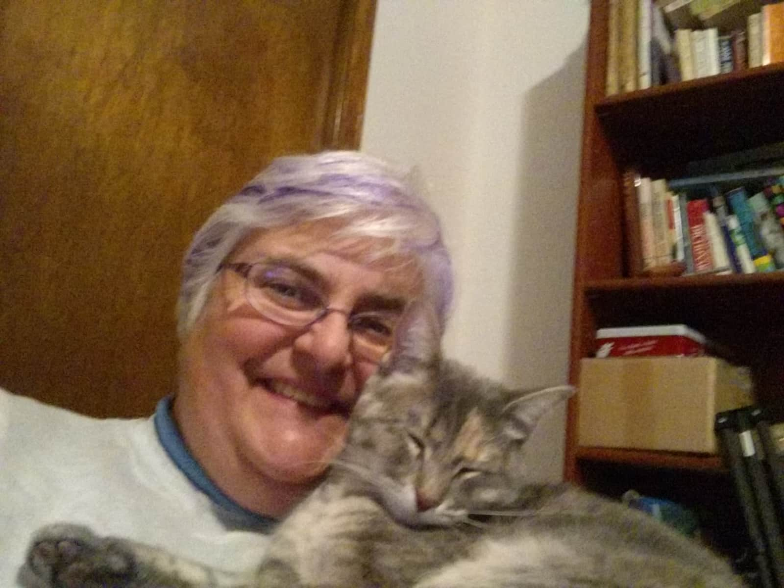 Carol from Sandia Park, New Mexico, United States