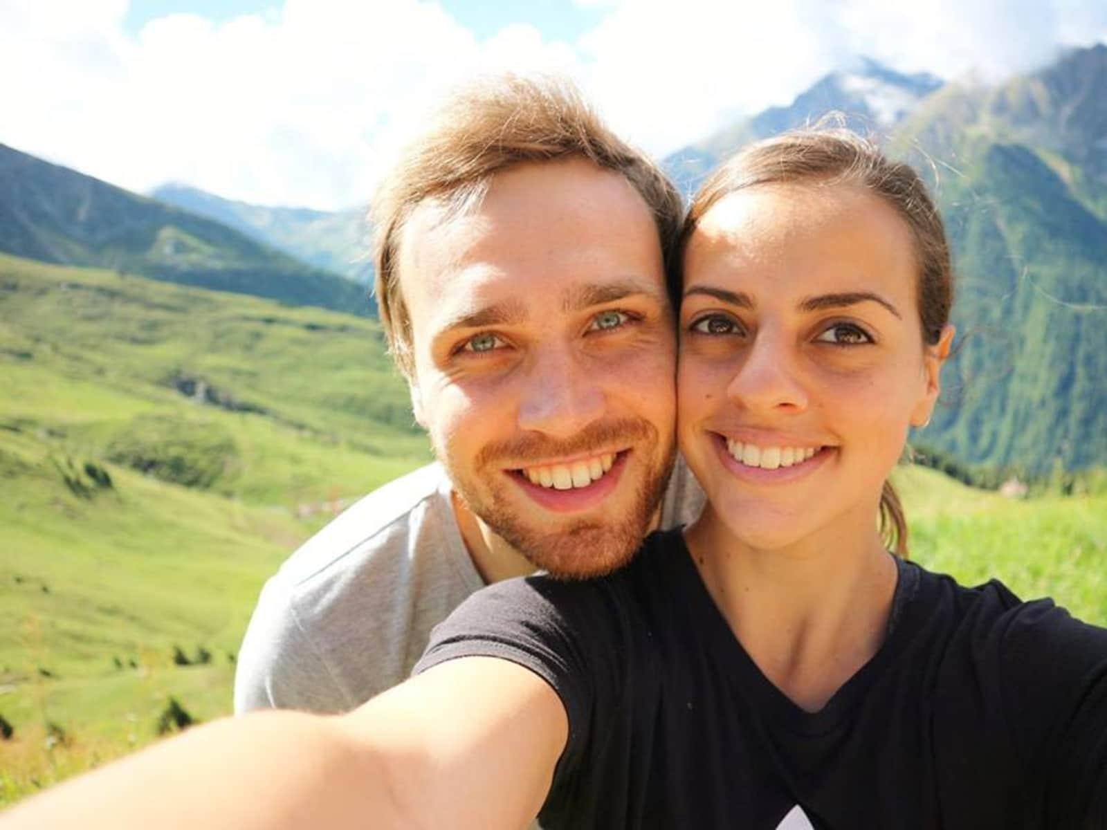 Jessica & Fabian from Vancouver, British Columbia, Canada