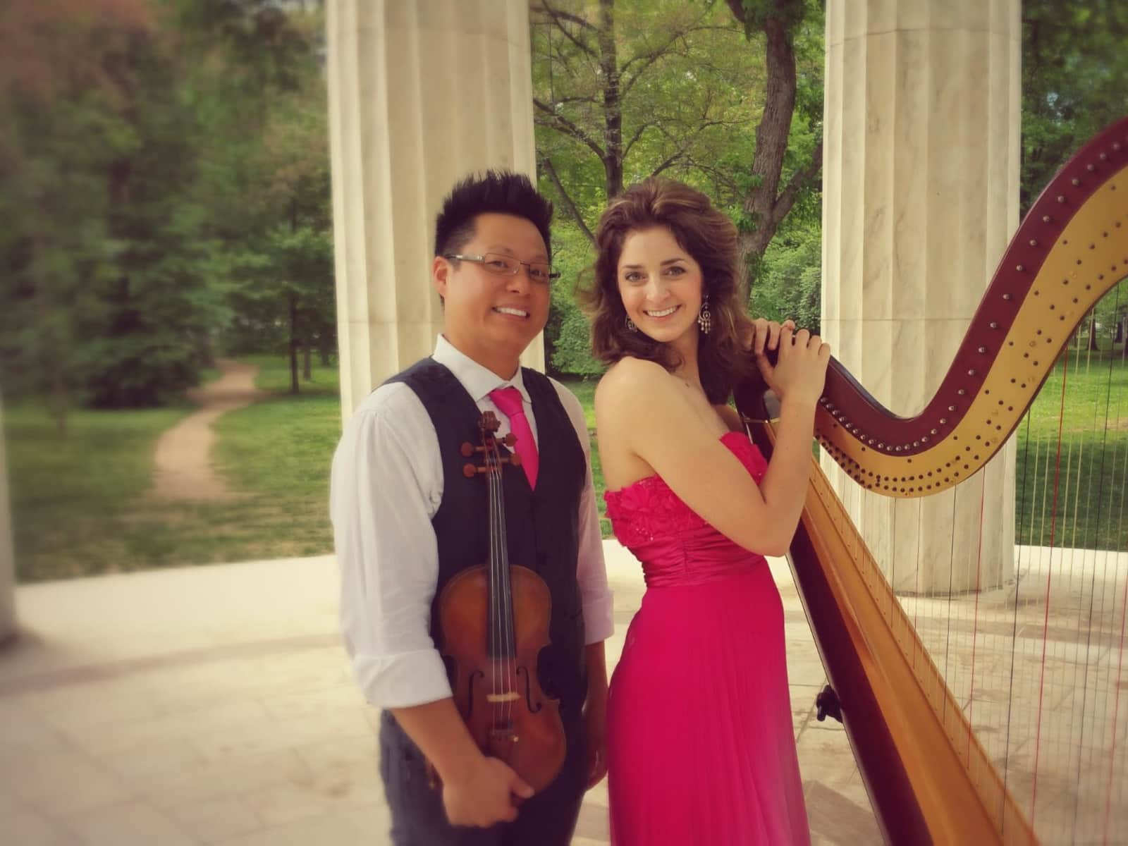 Emily & Benjamin from Fairfax, Virginia, United States