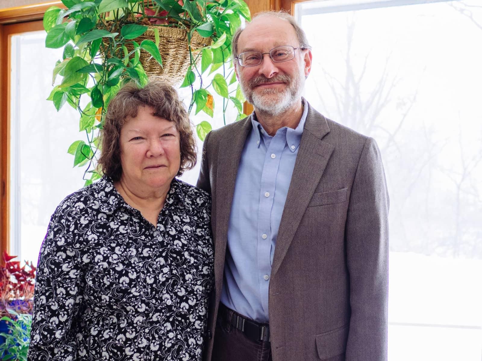 Jane & Mark from Mankato, Minnesota, United States