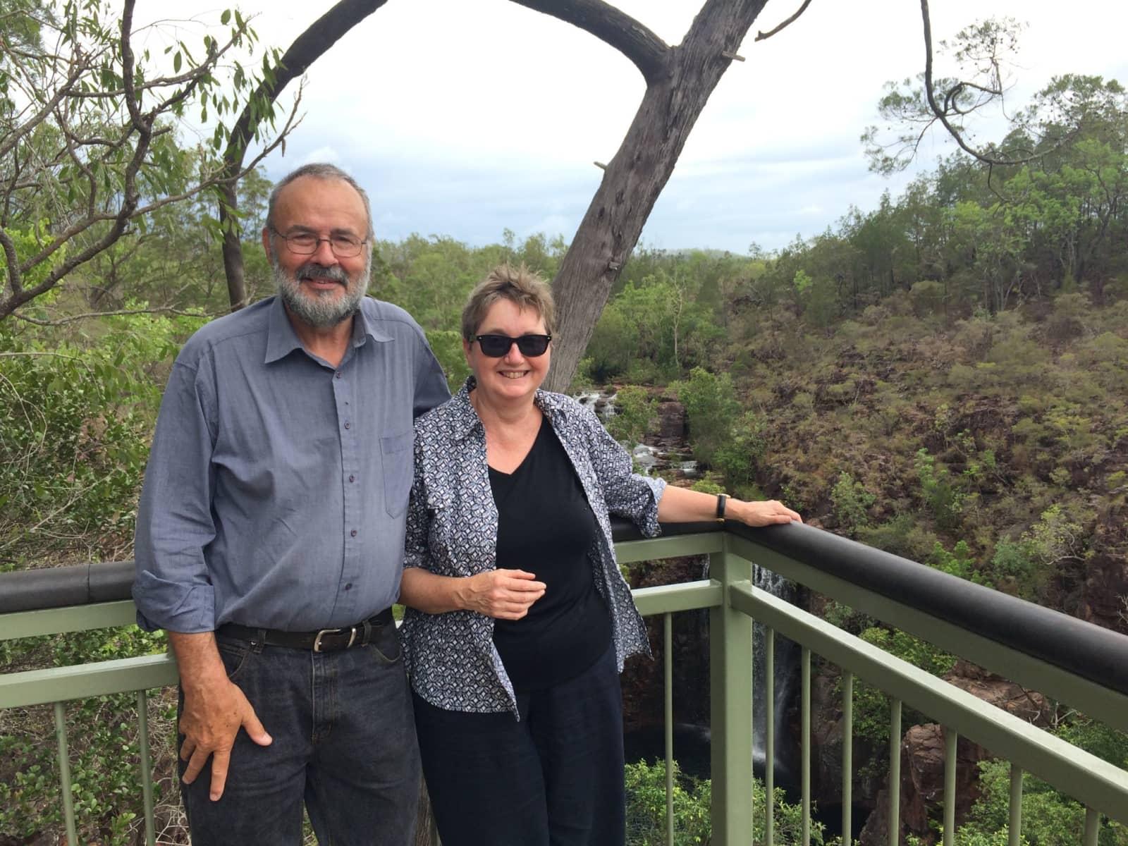 Loris & Peter from Ballarat, Victoria, Australia