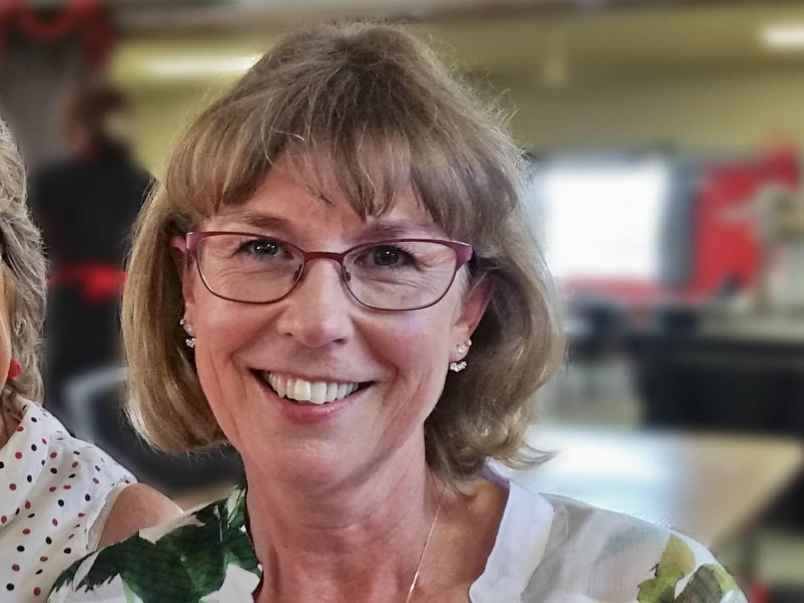 Karen from Motueka, New Zealand