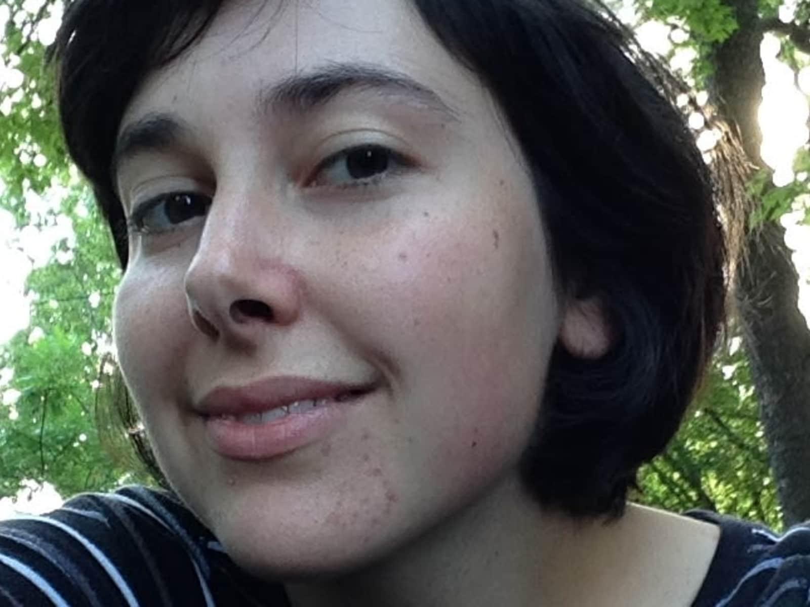Raphaëlle from Montréal, Quebec, Canada