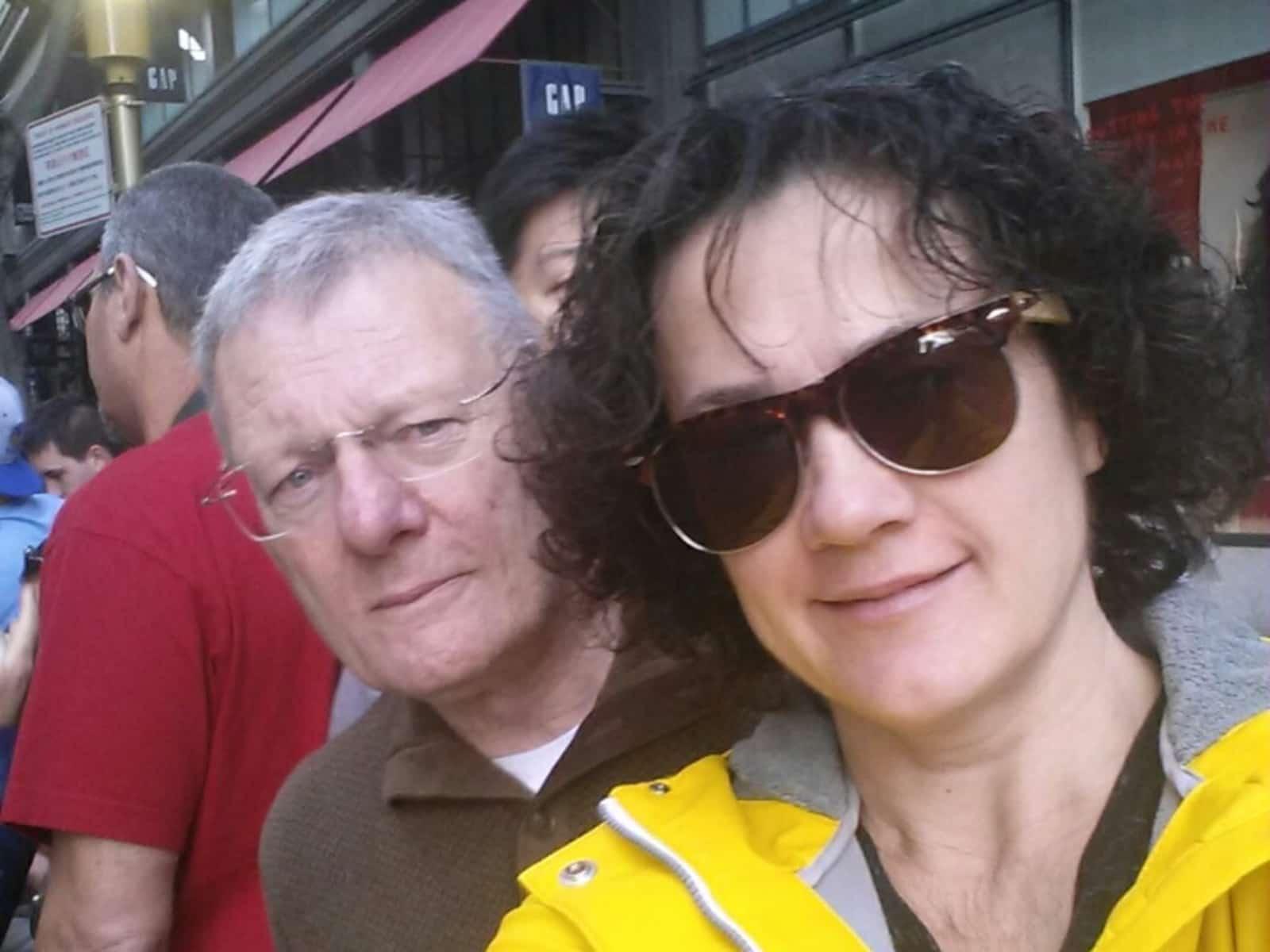 Irina & Ron from London, United Kingdom