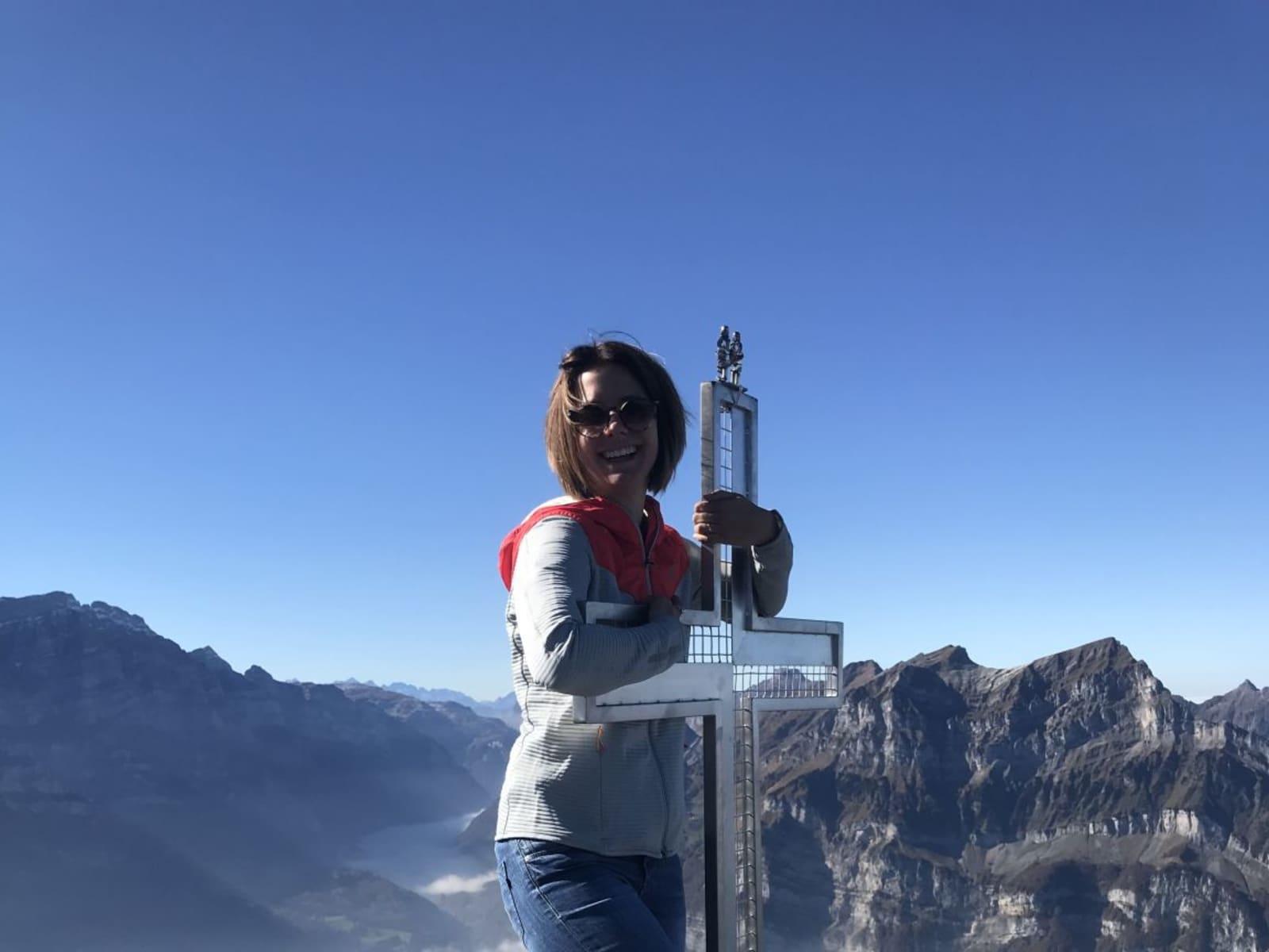 Rahel from Glarus, Switzerland
