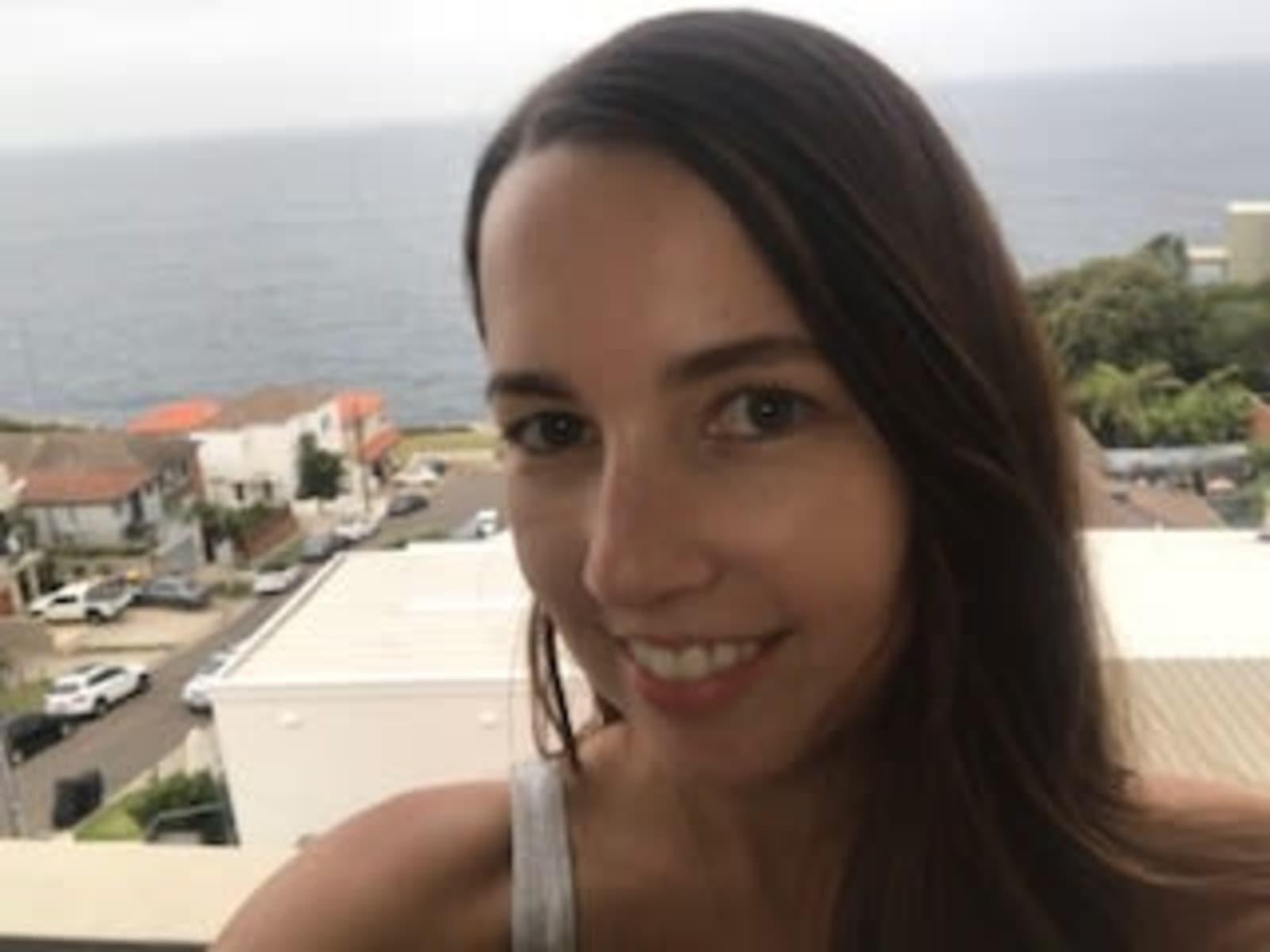 Melissa from Sydney, New South Wales, Australia