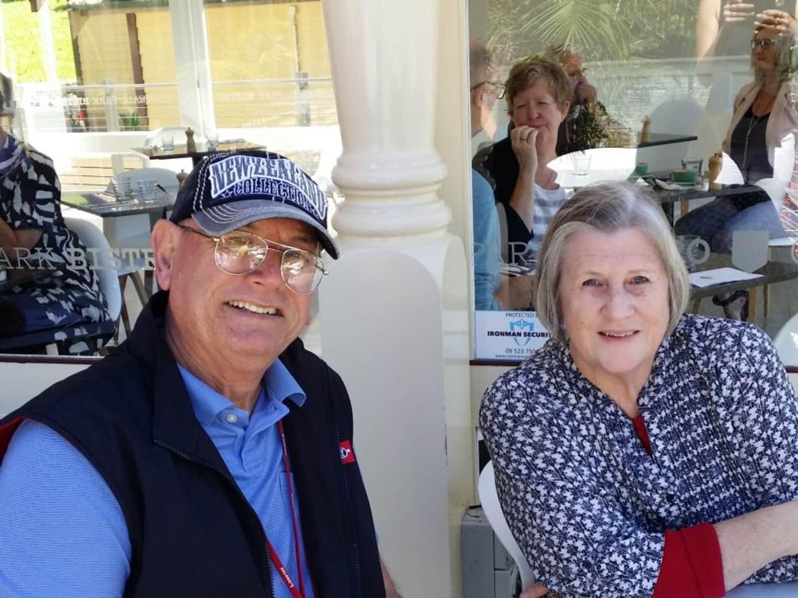 Janet & Rex from Brisbane, Queensland, Australia