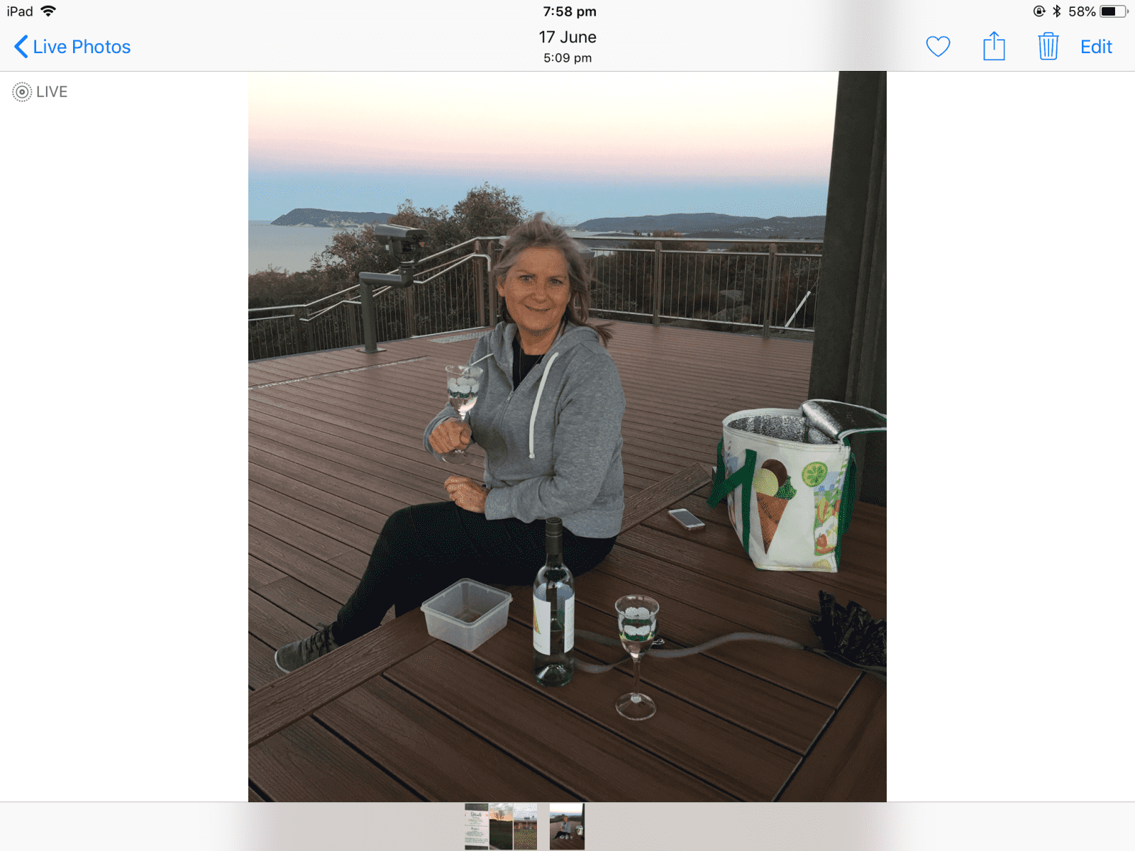 Kathy from Albany, Western Australia, Australia