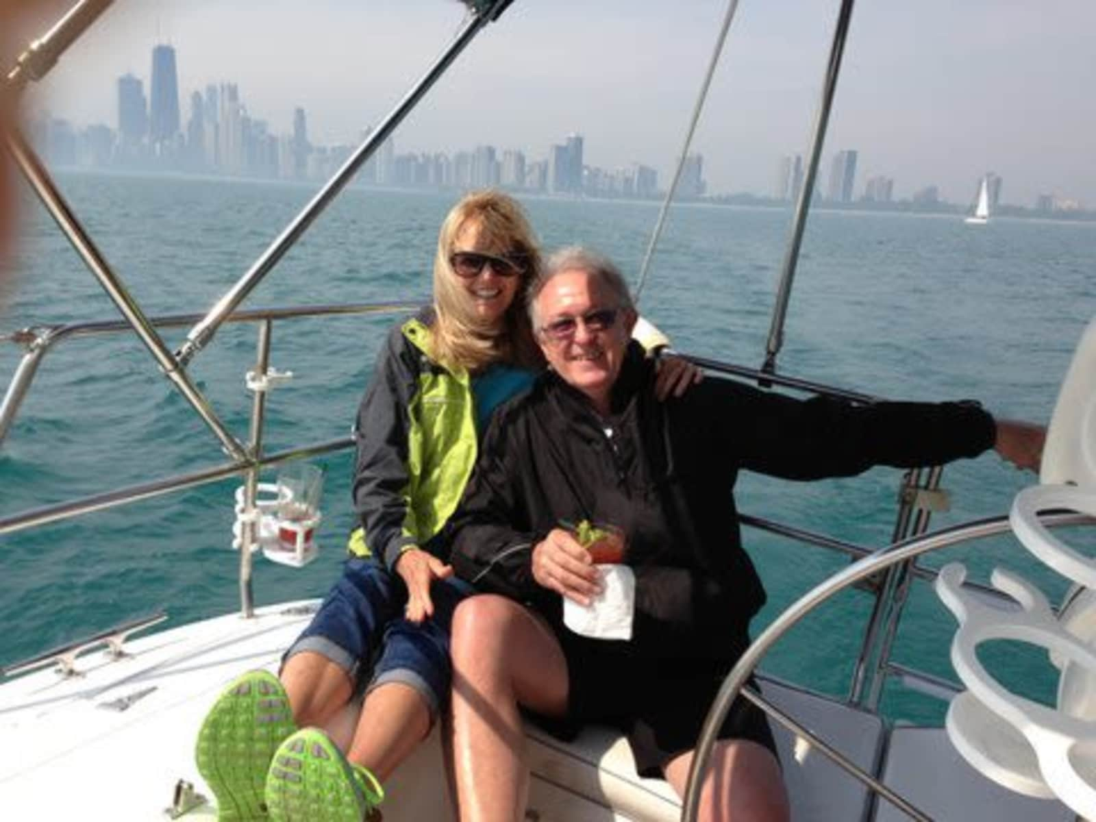 Randy & Debbie from DeKalb, Illinois, United States