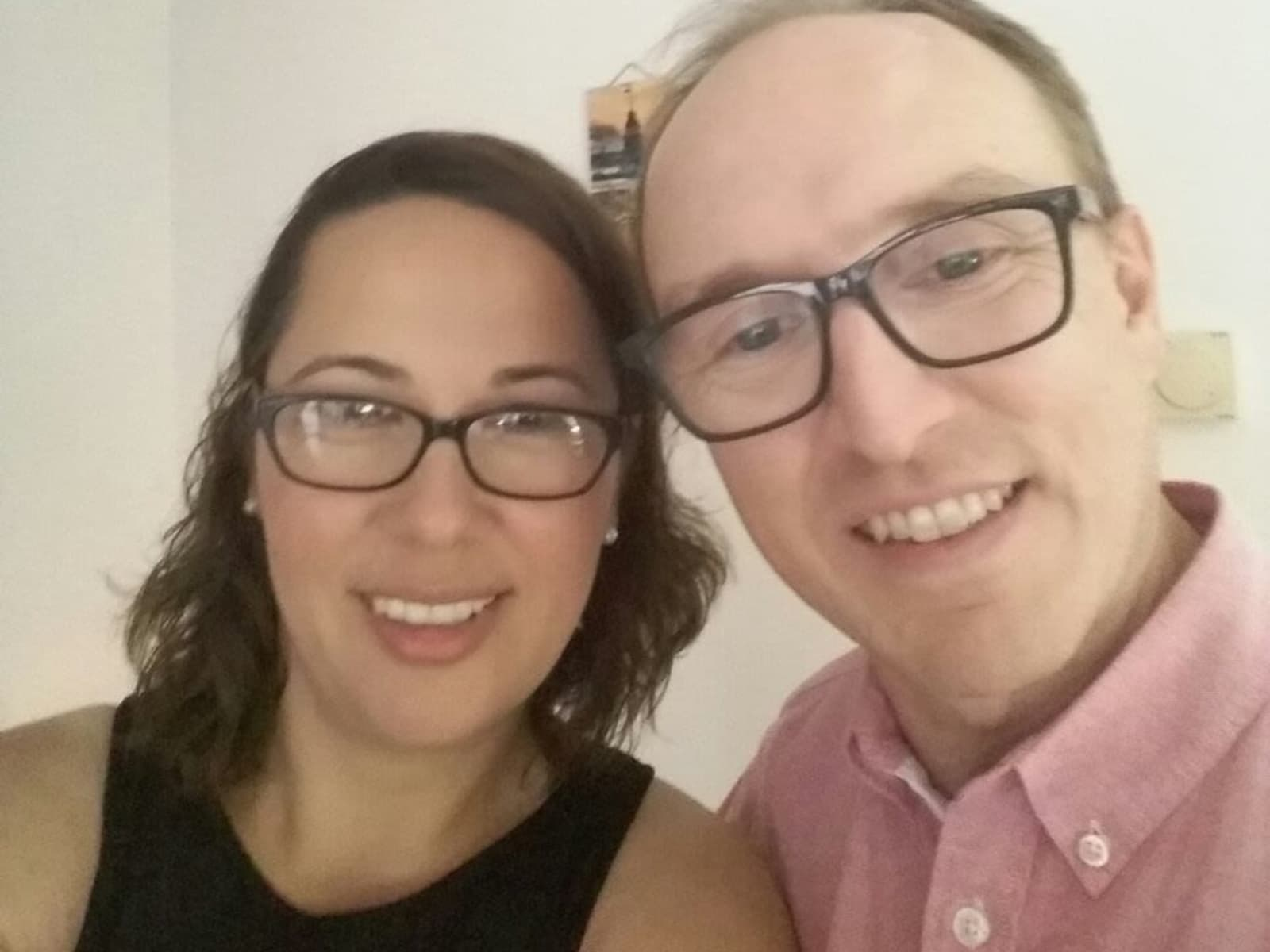 Gavin & Didem from Barry, United Kingdom
