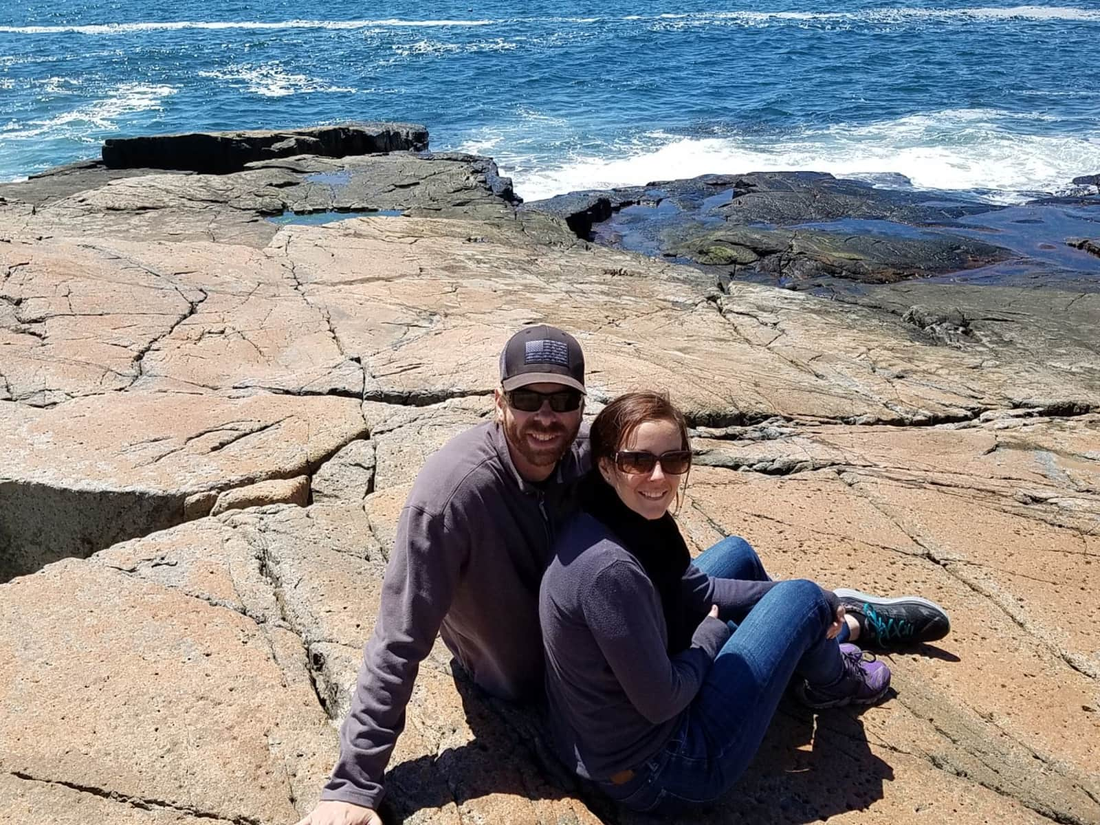 Jennifer & Brian from Fort Myers, Florida, United States