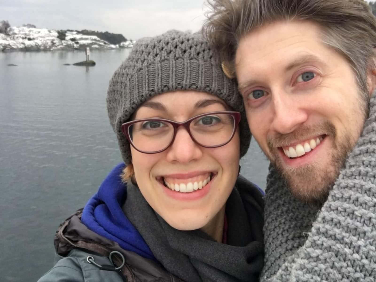 Janice & Matt from Halifax, Nova Scotia, Canada