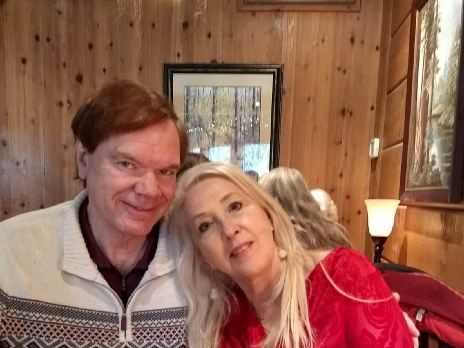 Victoria & Roy from Ashland, Oregon, United States