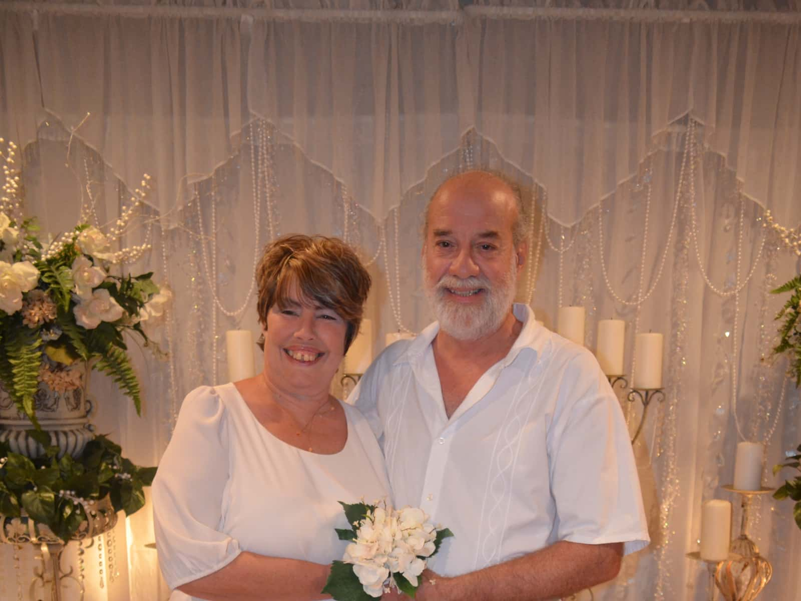 Claire & Daniel from Moncton, New Brunswick, Canada