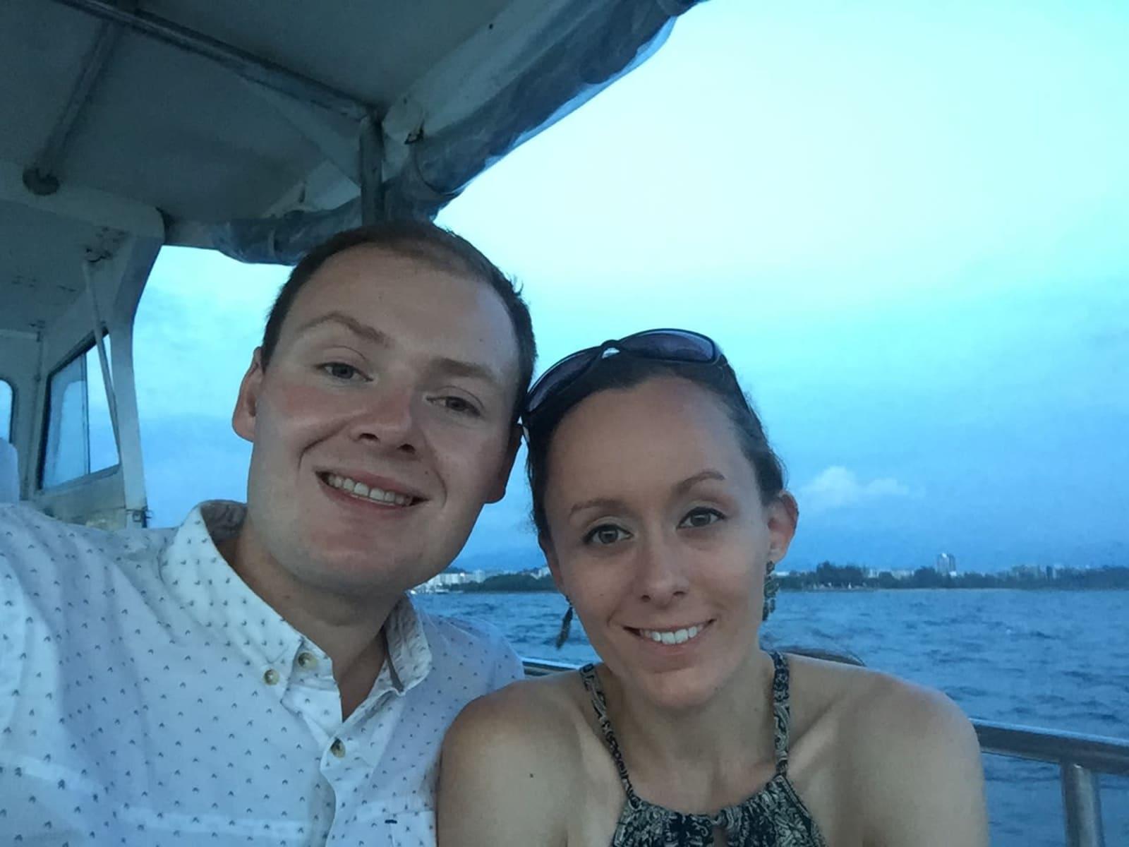Dean & Lorna from Nottingham, United Kingdom