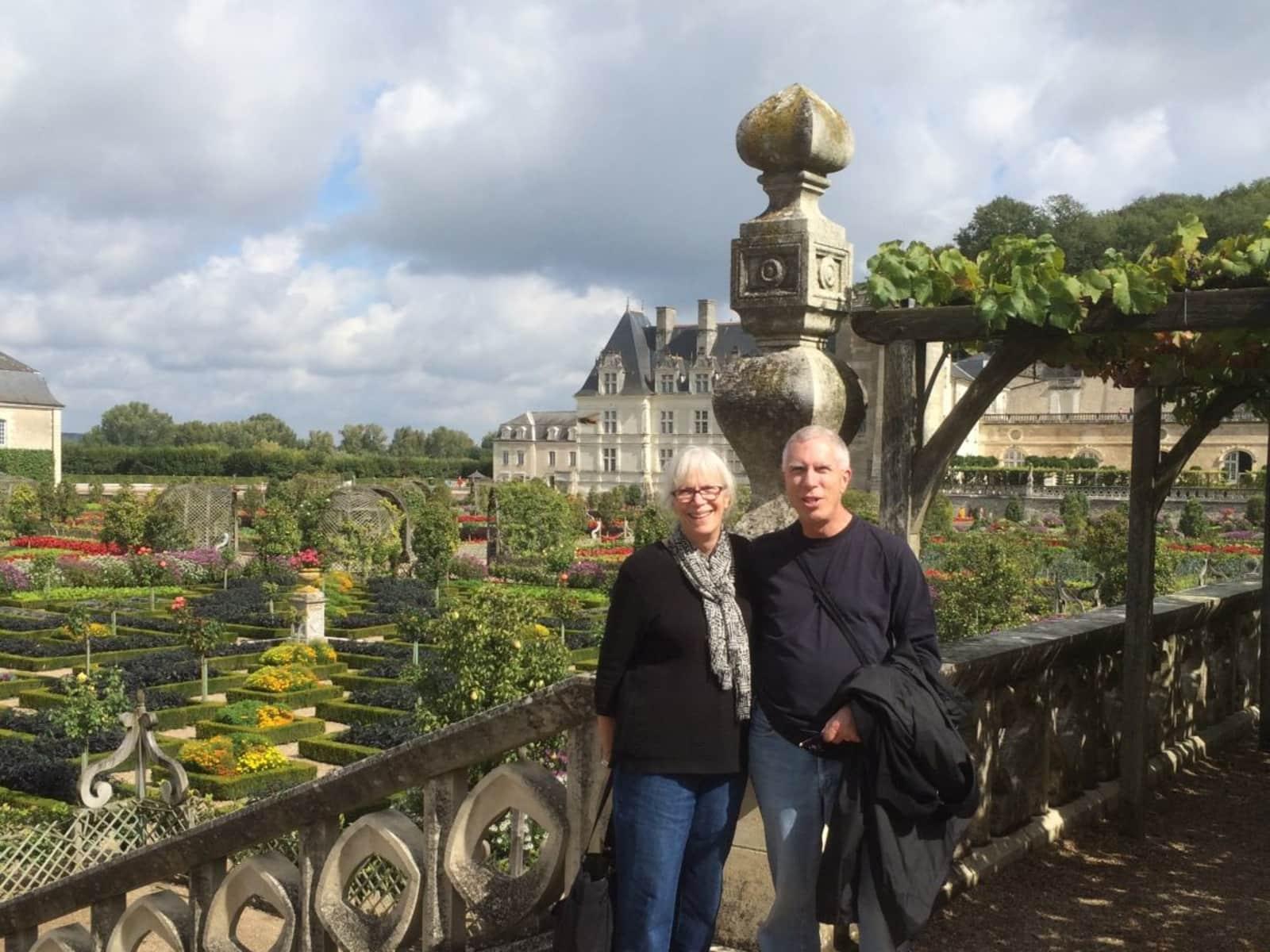 Barbara & Robert from Geneva, Illinois, United States