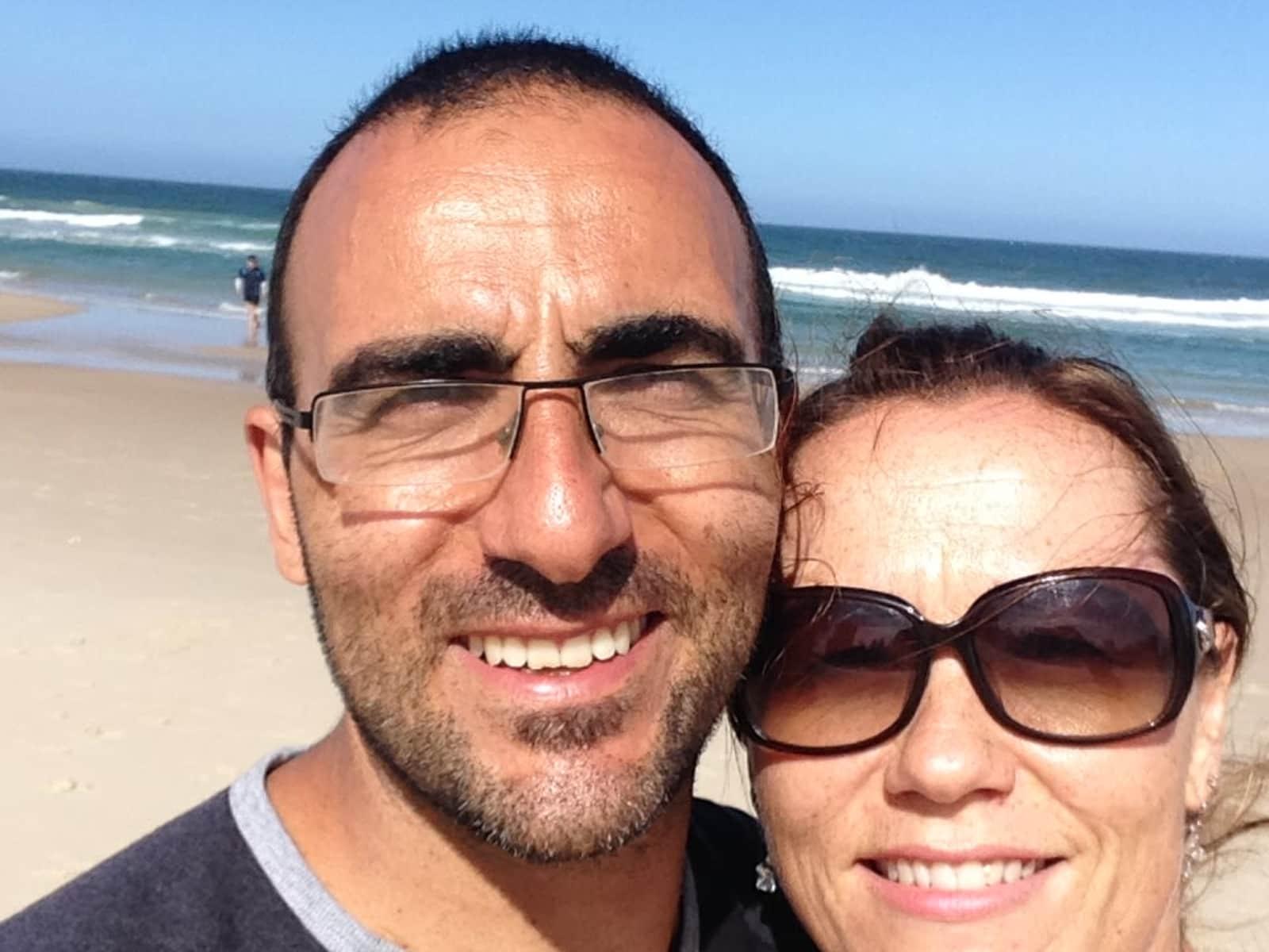 Sharon & Domenic from Albury, New South Wales, Australia