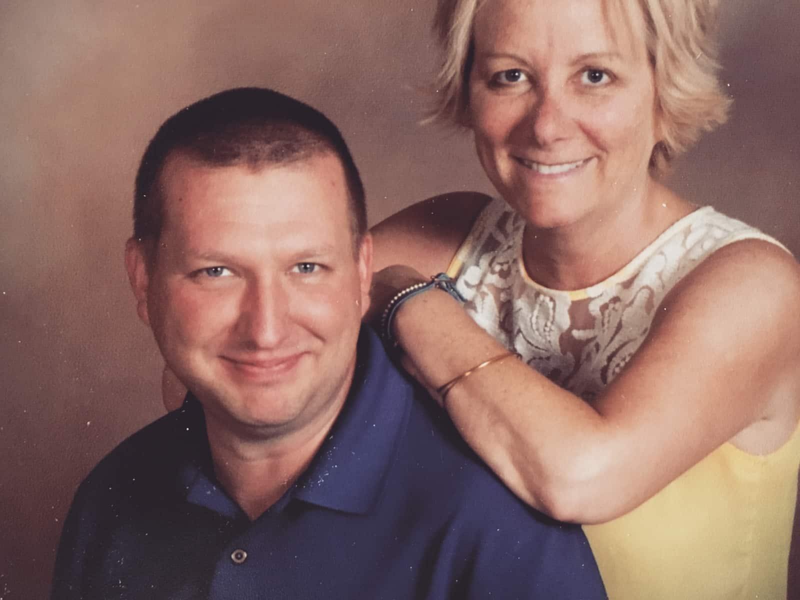 Lisa & Ryan from Bloomington, Illinois, United States
