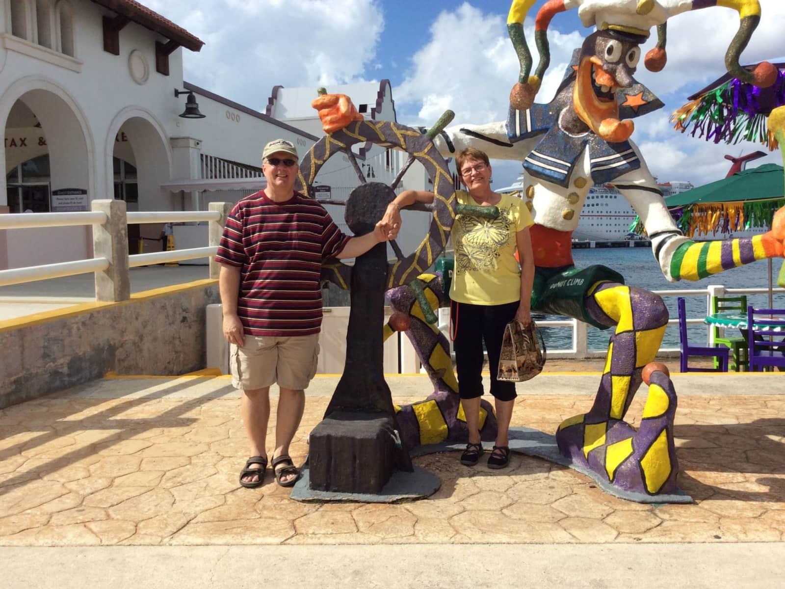 Steve and karen & Steve from Jensen Beach, Florida, United States