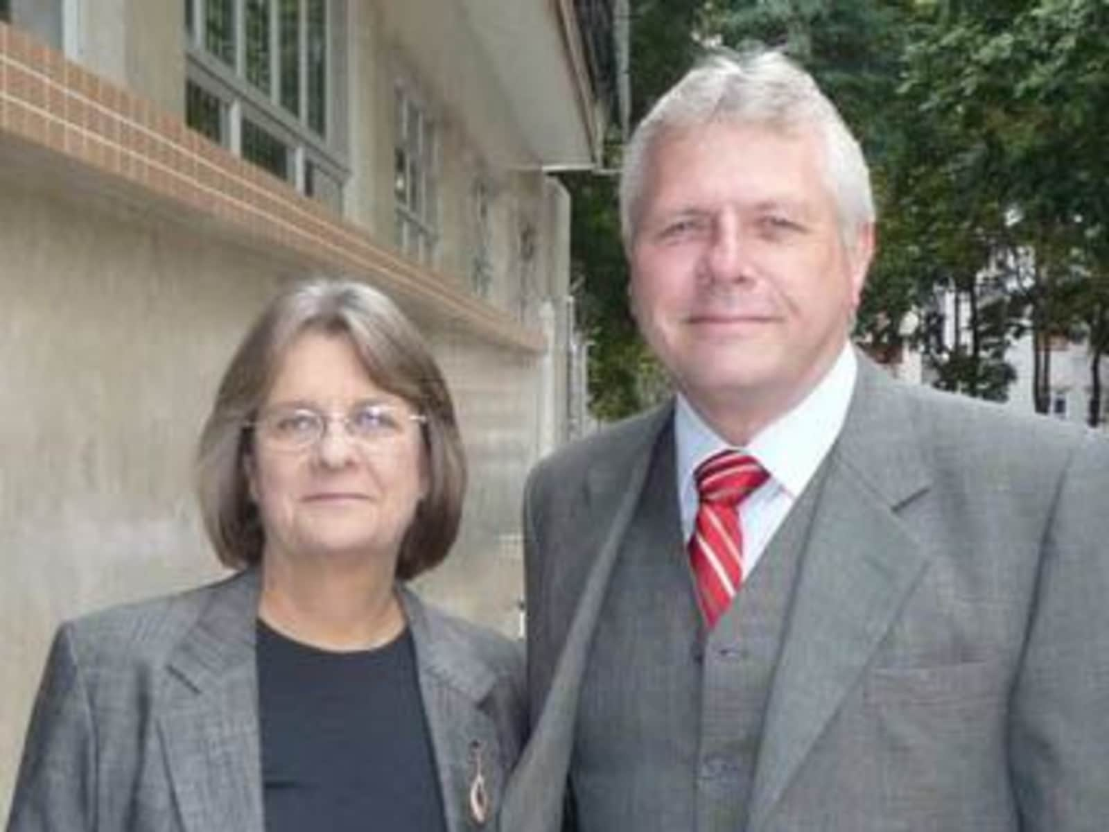 Clifton & Karen from Belsize Park, United Kingdom