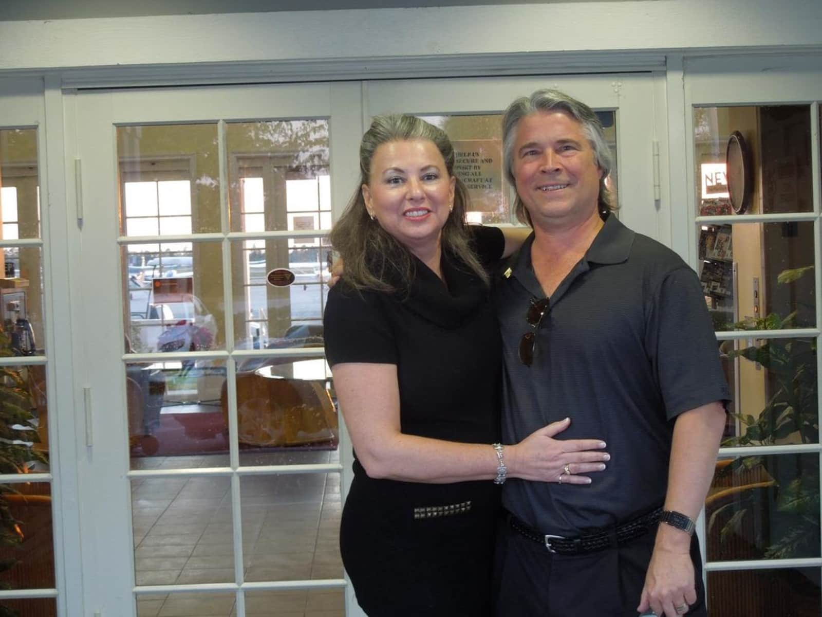Alan & Marilynne from Dayton, Ohio, United States
