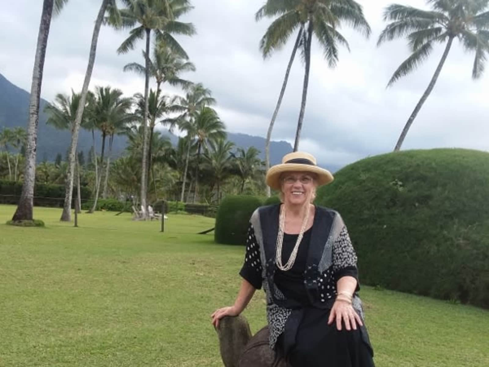 Claire from Princeville, Hawaii, United States