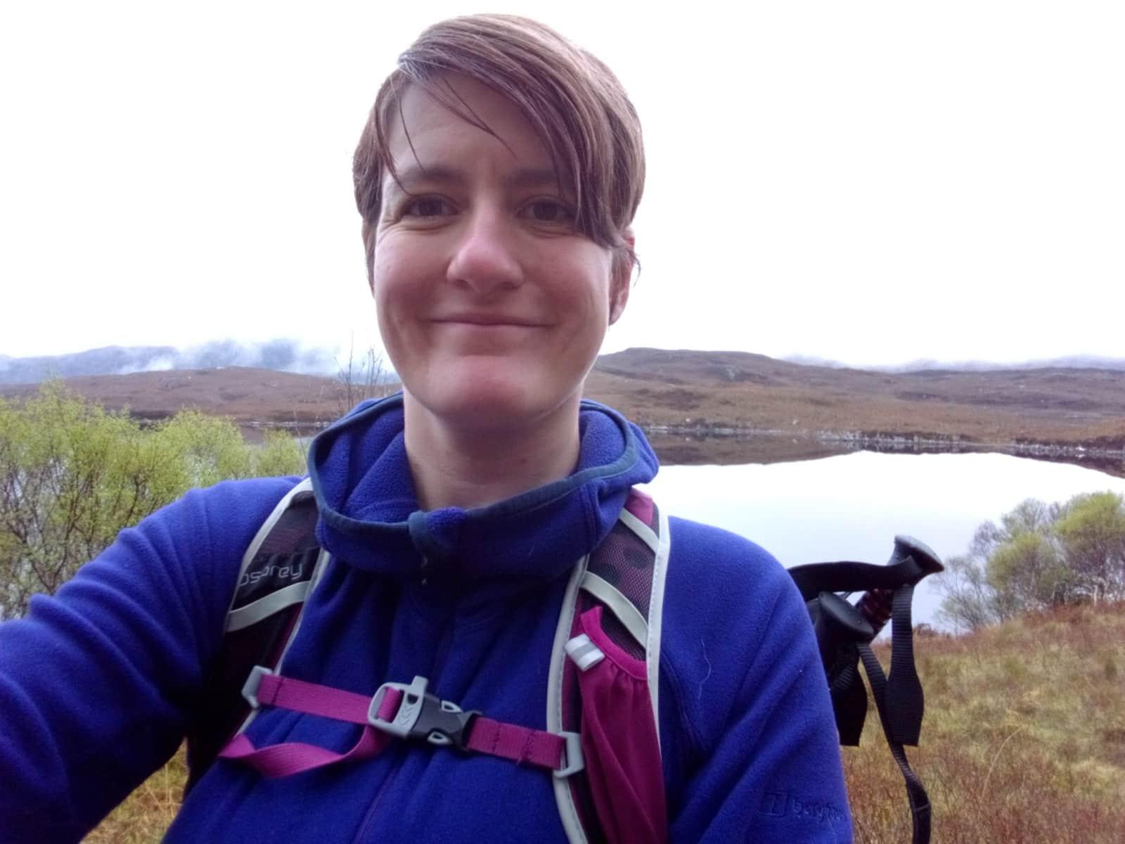 Fiona from Edinburgh, United Kingdom